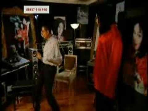 Rowan Atkinson & Lenny Henry As Jackson & Bashir 2003