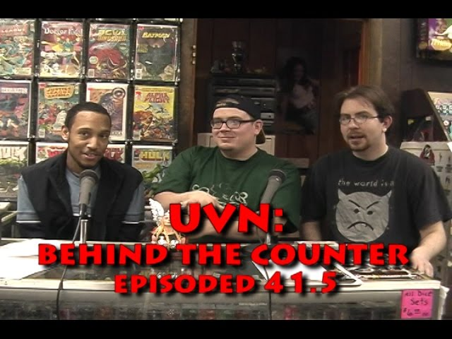 UVN: Behind the Counter 41.5