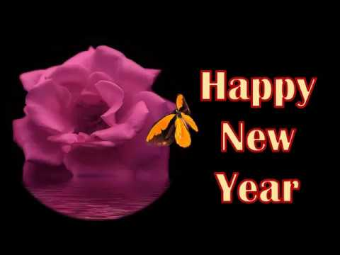 happy new year 2018 wishes video downloadwhatsapp videosongcountdownwallpaperanimation