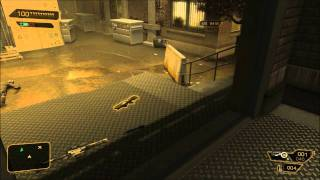 Deus Ex: Human Revolution (PC), Part 058: Let