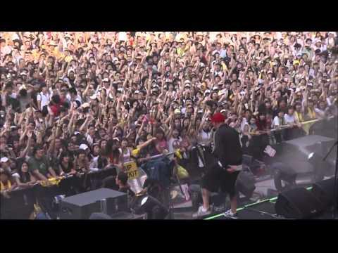 Limp bizkit - Rollin' - live japon