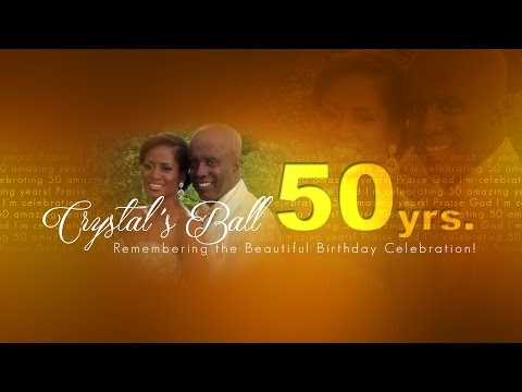 Crystal's 50th Birthday Celebration