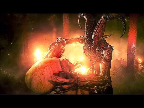 AGONY NEW Gameplay Walkthrough Demo (Survival Horror Game) 2017