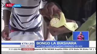 Kijana Pius Makau wa Voi achoma maindi kusomesha wanae | BONGO LA BIASHARA