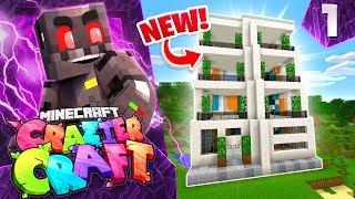 Minecraft Crazier Craft SMP Episode 1: Cross Dimension