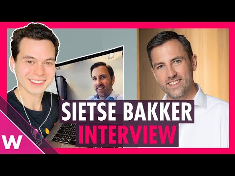 Sietse Bakker, Executive Producer, Eurovision 2020 and Europe Shine a Light (INTERVIEW)