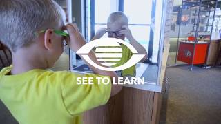Free Eye Exams for 3-Year-Olds in Great Bend / See to Learn Program