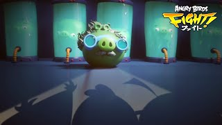 Angry Birds Fight! – Invade Dr. Pig's Lab!