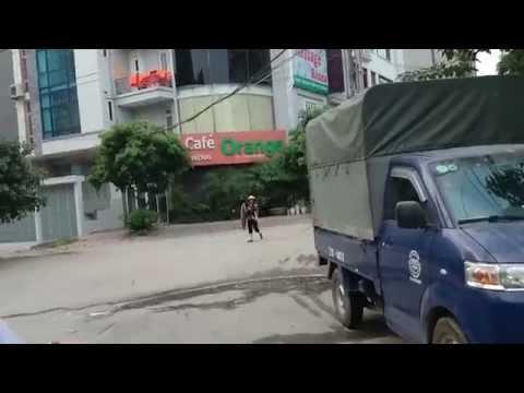 Vietnam massage street