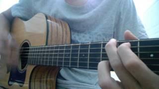 Anyway (Juun Đăng Dũng) guitar cover