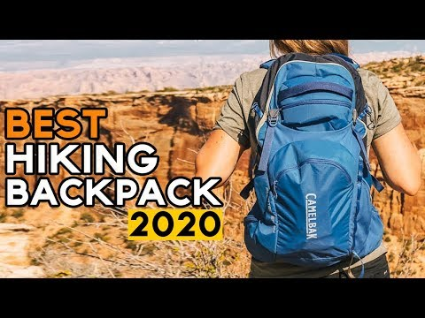 Best Hiking Backpack 2020 - 5 Top Rated Hiking Backpacks Reviews & Buying Guide
