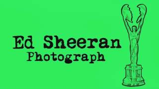 Ed Sheeran Photograph Orchestra Cover
