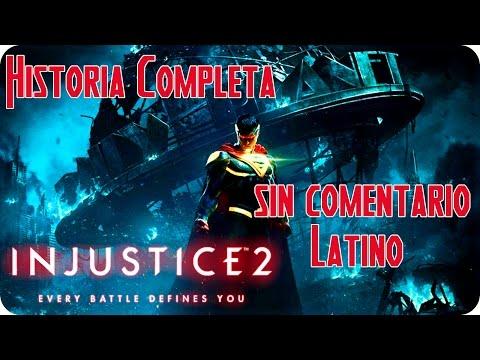 Injustice 2 | Historia Completa | Español Latino | Sin Comentario