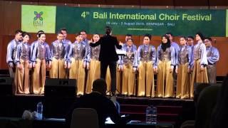 Gambar cover KOIR KEBANGSAAN MALAYSIA- 4th BICF 2015 Mixed Choir Overall Champion and GOLD (JONG JONG INAI)