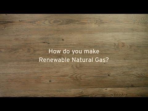 How do you make Renewable Natural Gas?