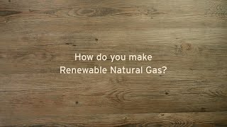 How do you make Renewable Natural Gas? | FortisBC
