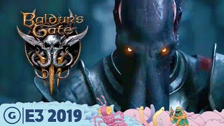 Is Baldur's Gate 3 Giving Players Too Much Freedom? | E3 2019