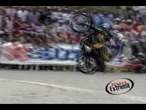 Fiebre Extrema - Motopiruetas - Venezuela - Poliedro de Caracas