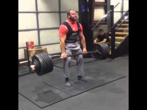 760 lb deadlift Oct 1, 2014