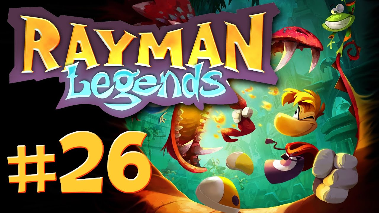 In Teufels Küche Rayman Legends 26 In Teufels Küche