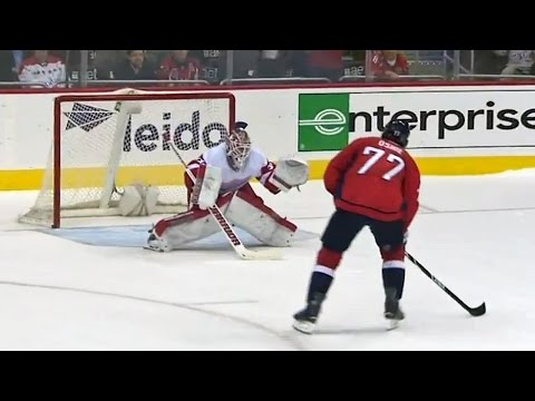 Shootout: Red Wings vs Capitals