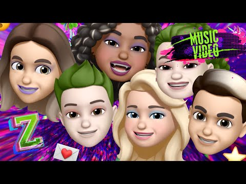 One For All Memoji 🥳     ZOMBIES 2  Disney Channel