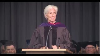 Madam Christine Lagarde's commencement speech - Illinois Institute of Technology thumbnail