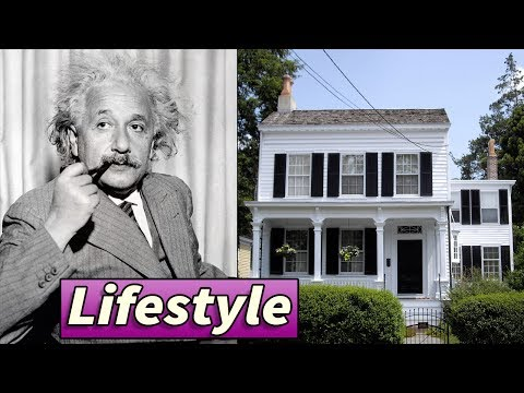 Albert Einstein Lifestyle and Biography
