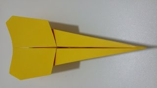 Paper Airplanes - How to make a paper airplane - Best Paper Airplanes in the World / Model - 010