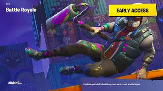 2018 Intel HD Graphics 4000 Fortnite Gameplay Low Mid Settings