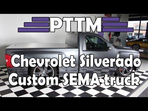 2007 Chevrolet Silverado Custom SEMA TRUCK