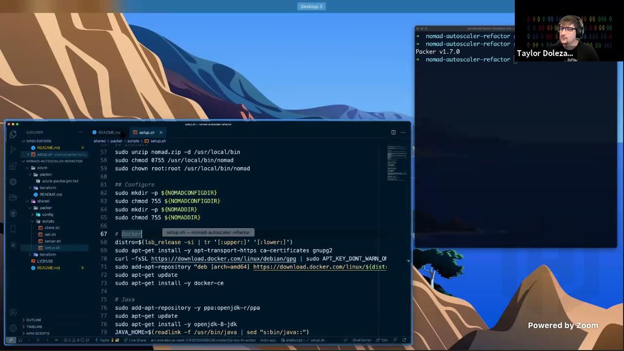 Fixing a Terraform Module for Nomad on Azure, Part 1
