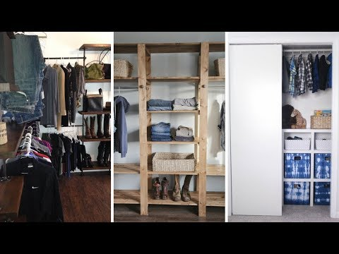 10 Clever Closet Systems Worth Copying