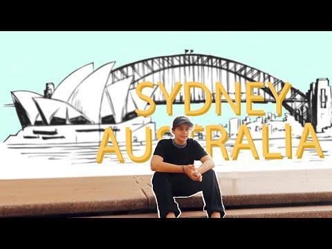 HIGH SCHOOL TRIP To SYDNEY AUSTRALIA!!! Pt.1