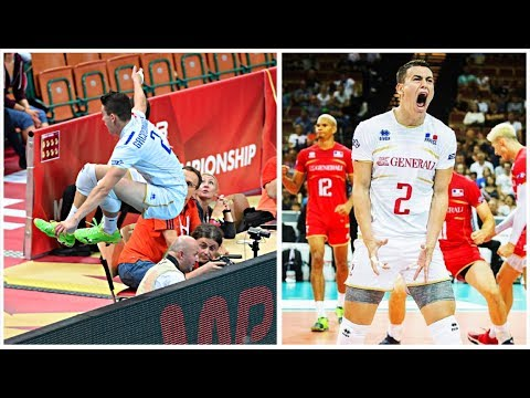 Best Of Jenia Grebennikov | The Best Volleyball Libero (HD)