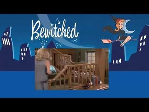 Bewitched S06E06 Naming Samantha's New Baby