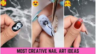 Most Creative Nail Art Ideas We Could Find  Beautiful Nail Art Designs Tutorials