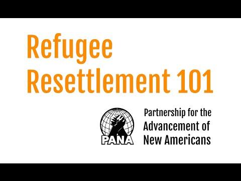 Refugee Resettlement 101