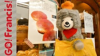 Delicious Japanese Bread #1 | Go! Francis! Cooking With Dog