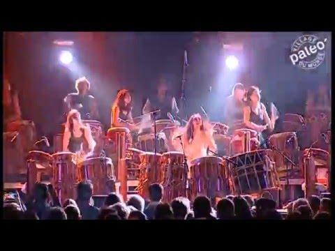 GOCOO Live In Concert @ Paléo Festival Nyon