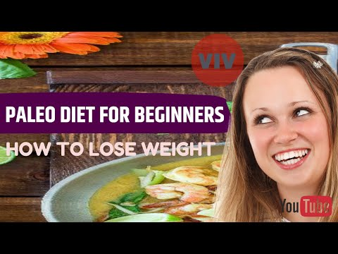 Paleo diet for beginners - How to loss weight