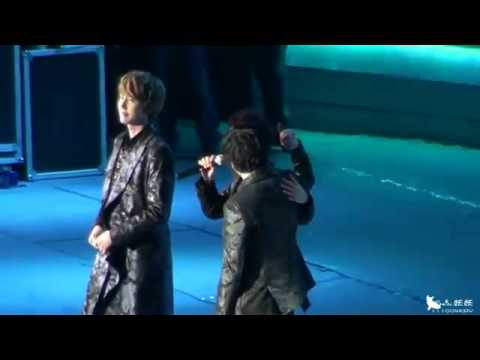 [HQFC/Yesung focus] Super Junior K.R.Y - A Dreaming Hero @ KRY Special concert in Nanjing [111004]