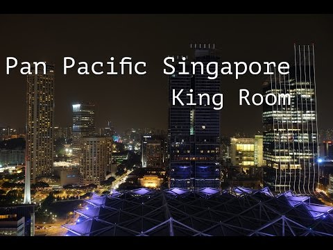 King Room at PAN PACIFIC SINGAPORE