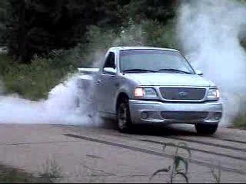 Ford Svt Lightning Burnout