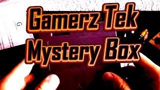 Gamerz Tek Mystery Box! [NOT SPONSORED CONTENT]