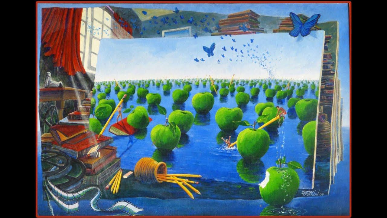 Artist painter paints surreal paintings original fine art for Original fine art for sale