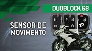 Sensor de Movimento: Alarmes Pósitron Duoblock G8