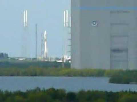 Atlas V launch- Go Atlas! Go Centaur!