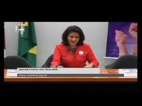 """SECRETARIA DA MULHER -""""Pauta Feminina: A violência contra a mulher na política""""- 07/08/2018 - 14:22"""