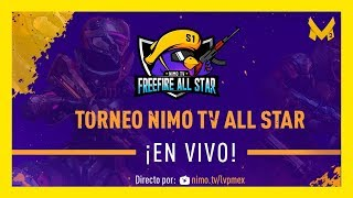 🔴Transmisión 🏆 TORNEO OFICIAL DE YOUTUBERS En FreeFire ALL STAR #2